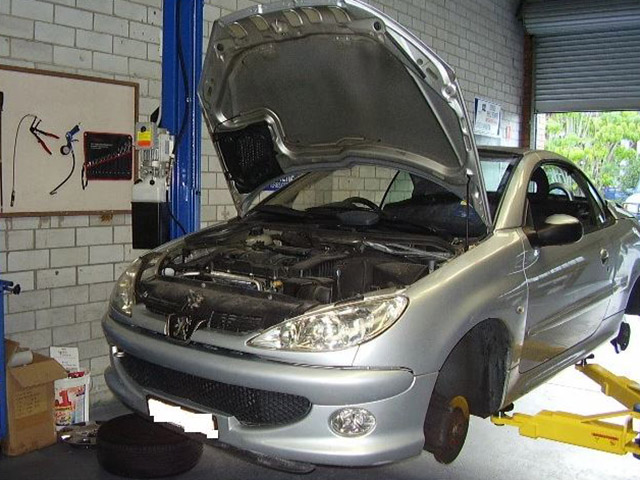 Aa Eurocar Mechanic